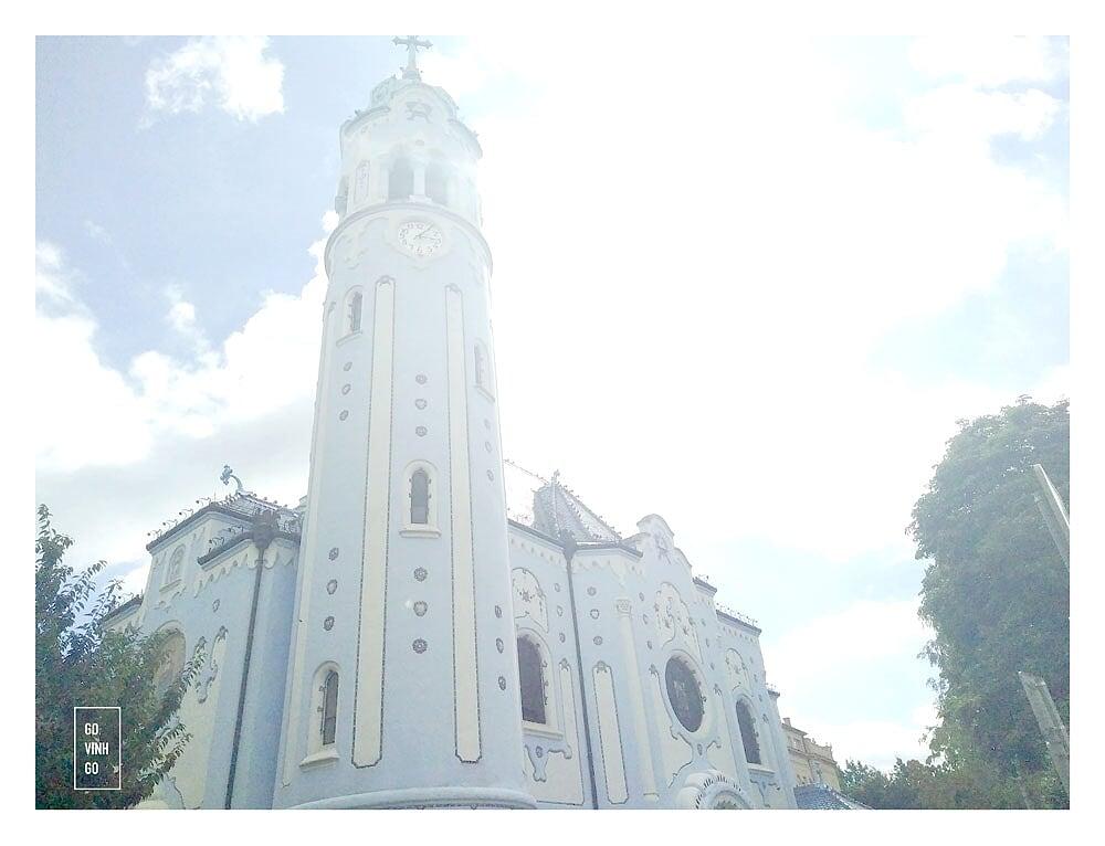 nhà thờ ở slovakia