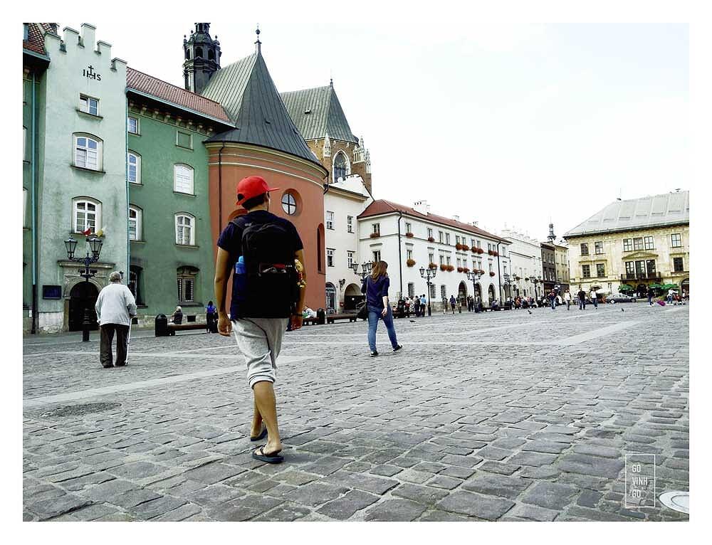 quảng trường balan
