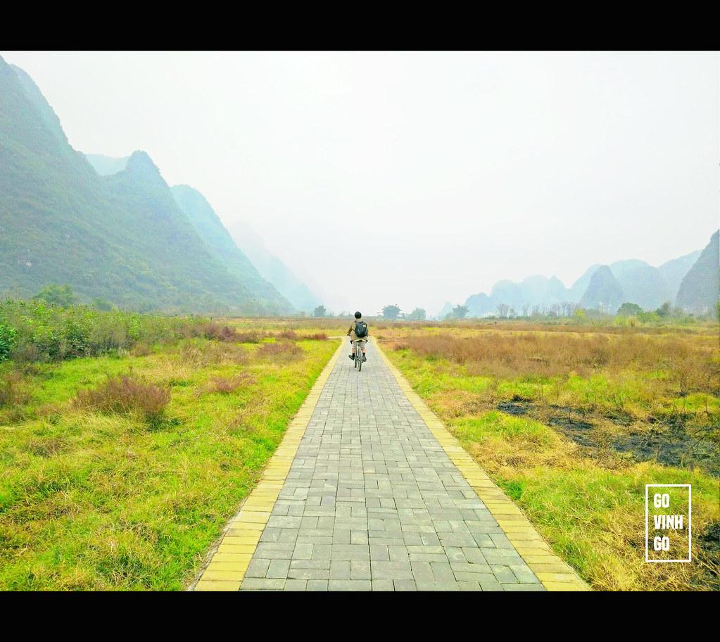 đạp xe 28km