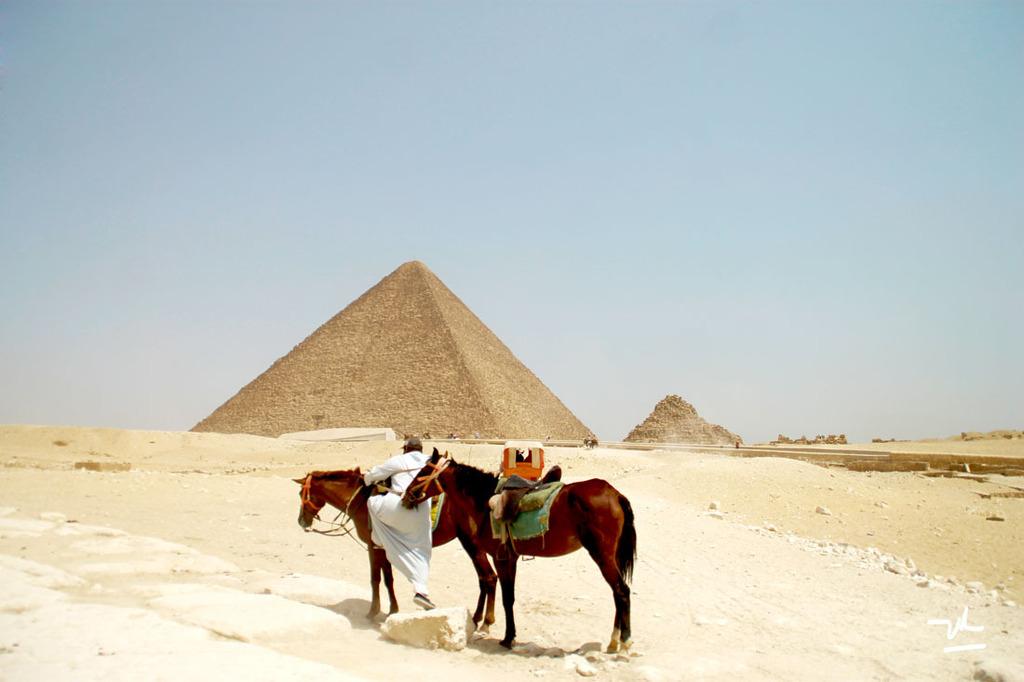 kim tự tháp ai cập