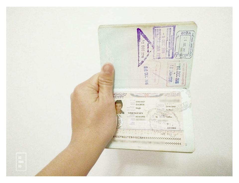 kinh nghiệm xin visa ấn độ