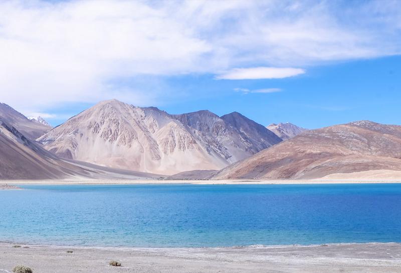 Pangong ở Ladakh