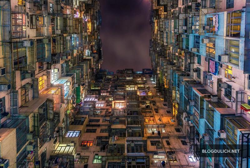 Chung cư Ping Shek