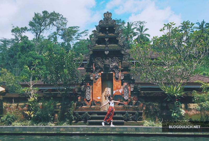 Bali là thiên đường biển xinh đẹp, nơi lý tưởng dành cho các cặp đôi