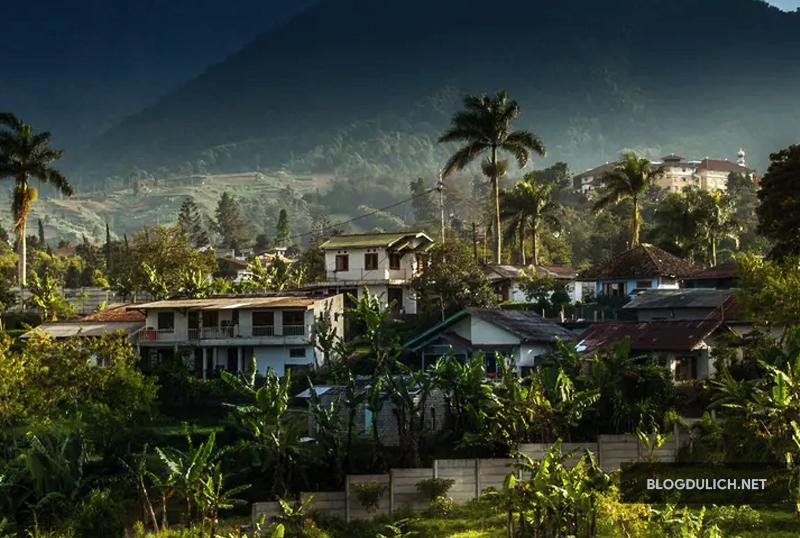 Chào mừng đến với Bandung, thành phố của thiên nhiên và những điều lý thú
