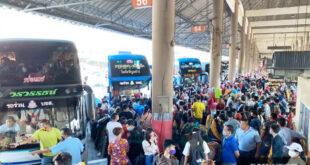 Bến xe bus Mochit