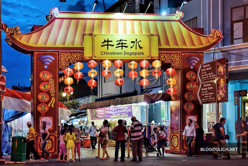 Khu Phố China Town ai cũng muốn ghé =))