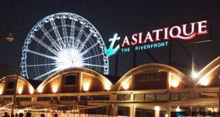 Chợ đêm Asiatique rất rộng, đi mỏi chân tê gối. Chỉ cần chuẩn bị hầu bao là được rồi