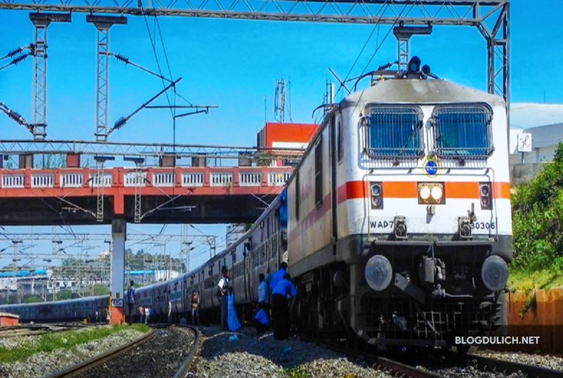 đường sắt Ấn Độ IRCTC