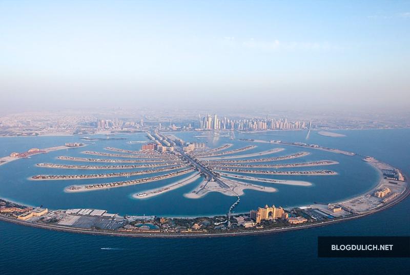 Dubai- vùng đất trù phú, điểm đến của nhiều du khách hiện nay