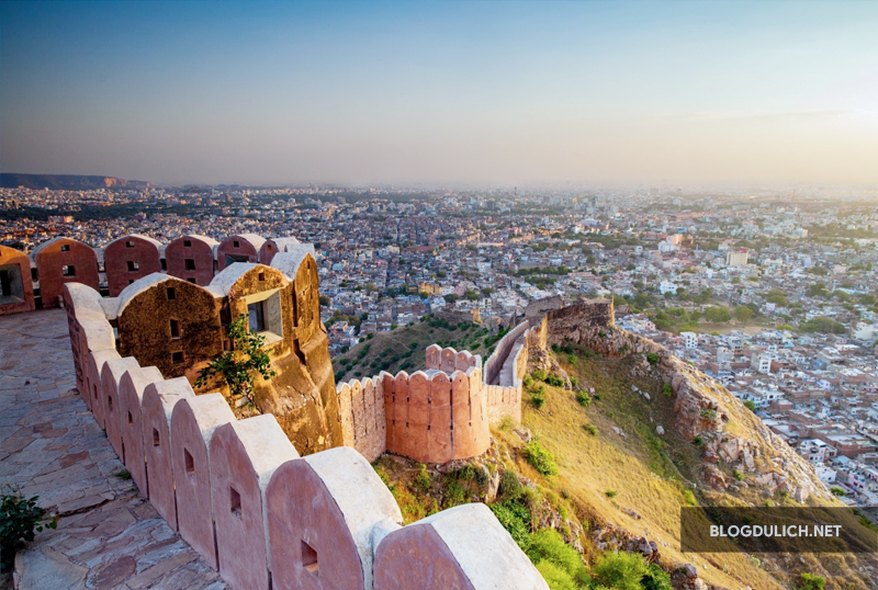 Jaipur là thủ phủ của Rajasthan