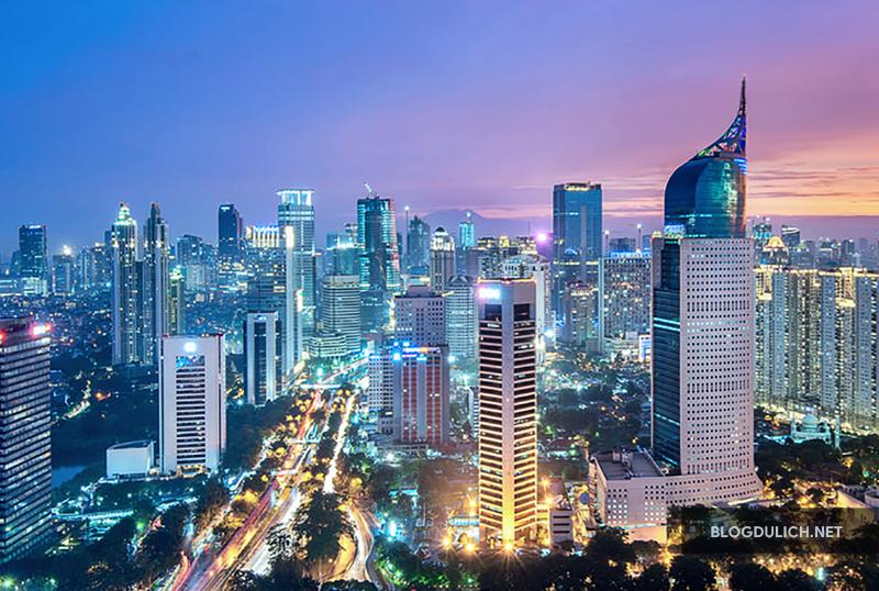 Thủ đô Jakarta cũng có nhiều thứ hay ho để tham quan