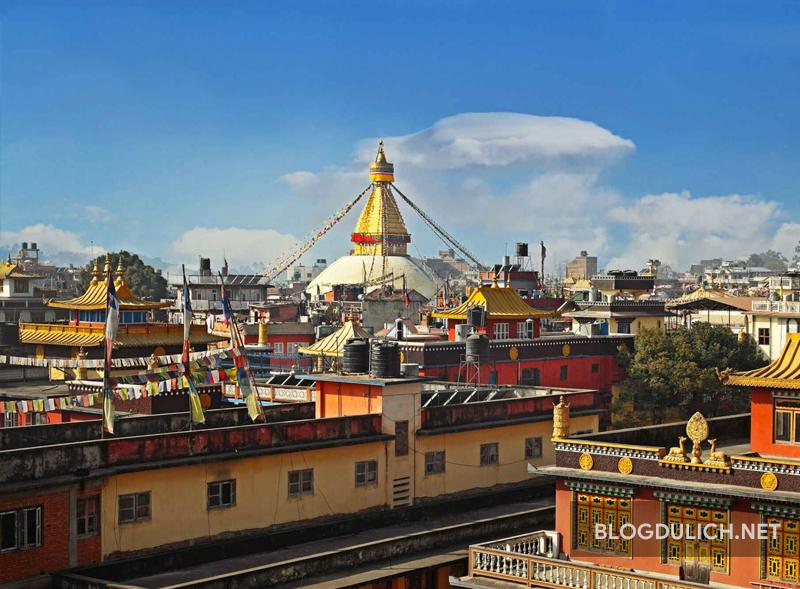 Đi đến Kathmandu