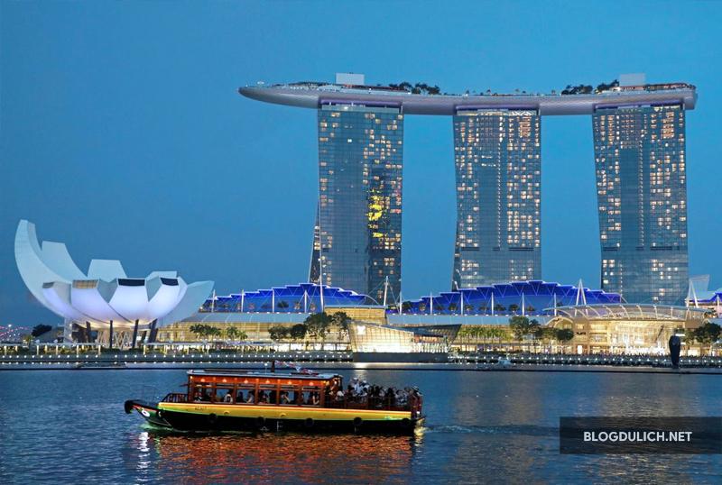 Singapore - đất nước sư tử hiền hòa
