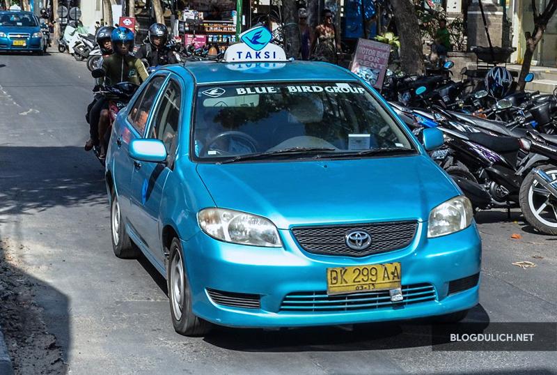 Taxi Blue Birds