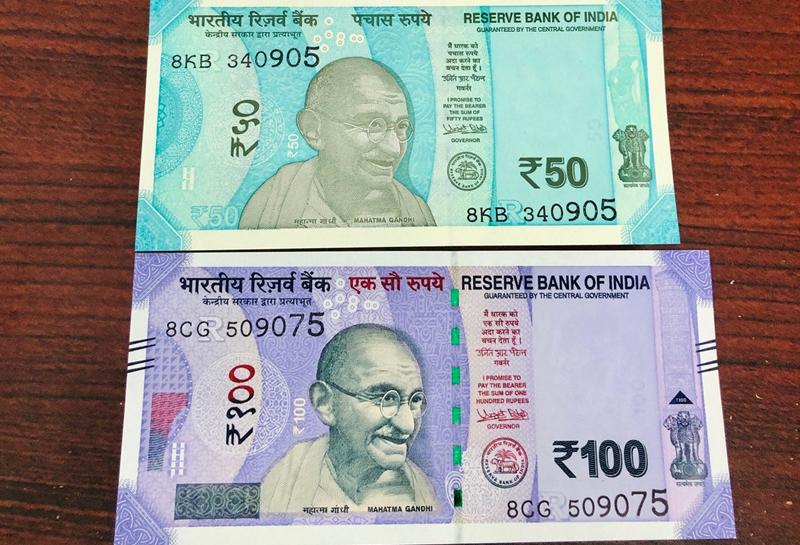 cách nhận diện tiền giả ở Ấn Độ 03