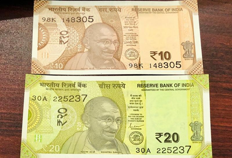 Cách nhận diện tiền giả ở Ấn Độ