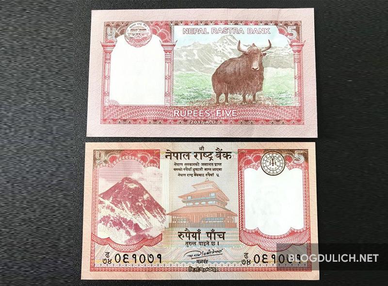 Các mệnh giá tiền tệ ở Nepal