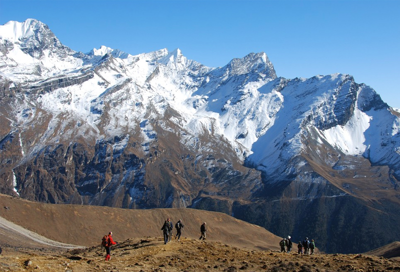 Trekking Bhutan