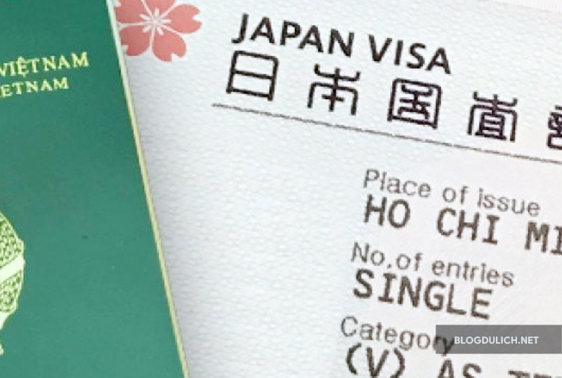 Xin Visa Nhật Bản