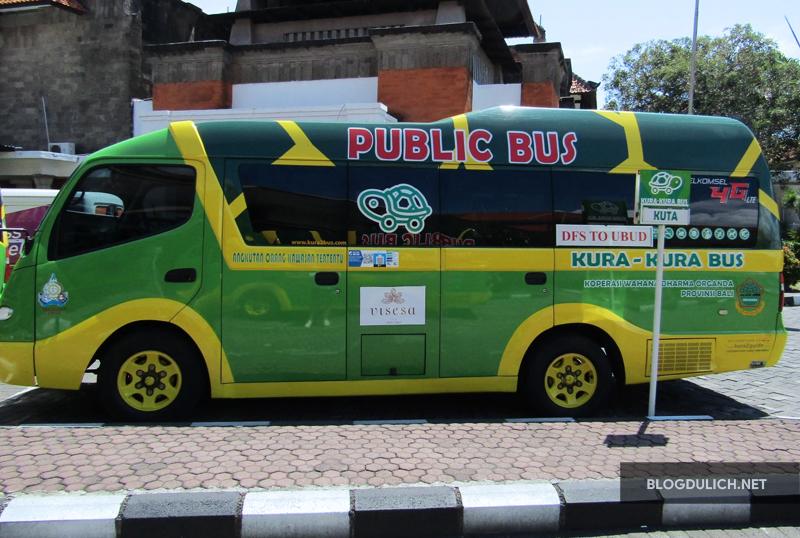 Kura-Kura bus cũng là 1 lựa chọn không tồi nhằm giúp tiết kiệm chi phí